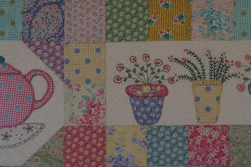 Shae's Garden Block 1 pattern