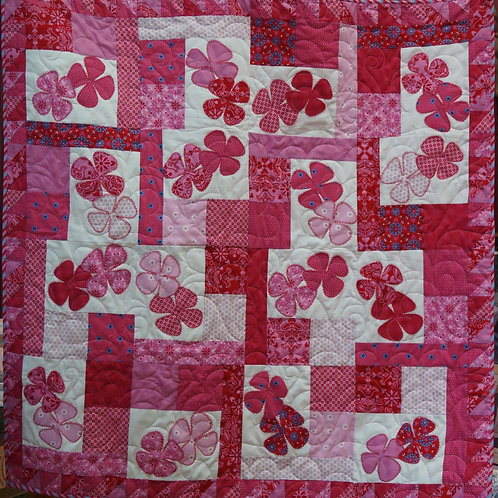 Raspberry Dreams Pattern