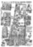 Talliston illustrated room map Jon Harri
