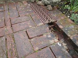 Brick path repair1