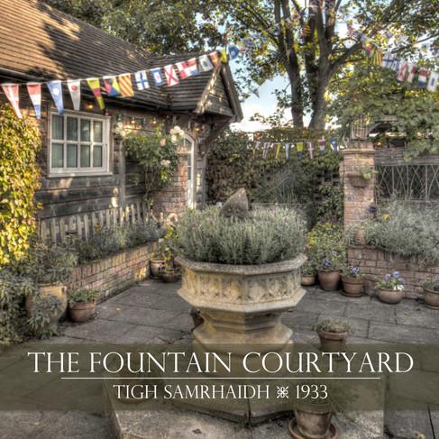 The Fountain Courtyard