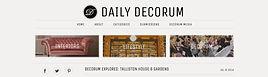 Daily Decorum