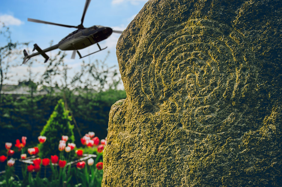Helicopter and standing stone1.jpg