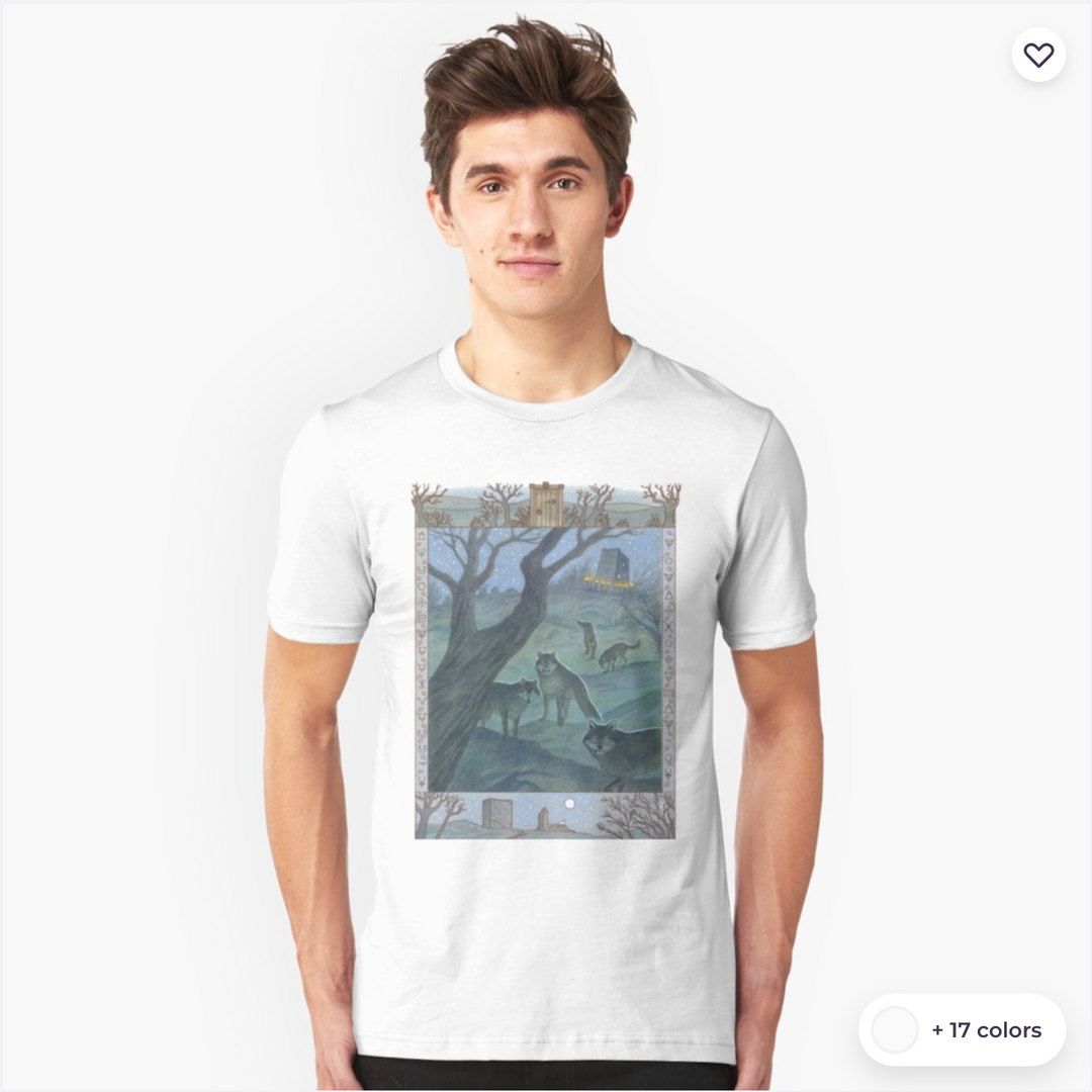 Letters From The Labyrinth on Redbubble