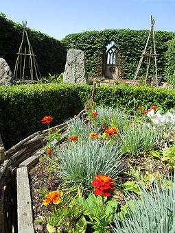 The Old Rectory Garden End of June7.jpg