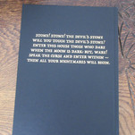 Letters From The Labyrinth first edition hardback