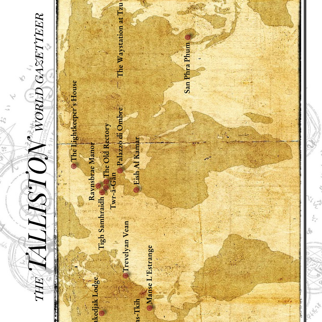 The Talliston Room Atlas