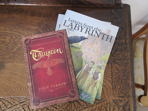 Letters From The Labyrinth Book Bundle