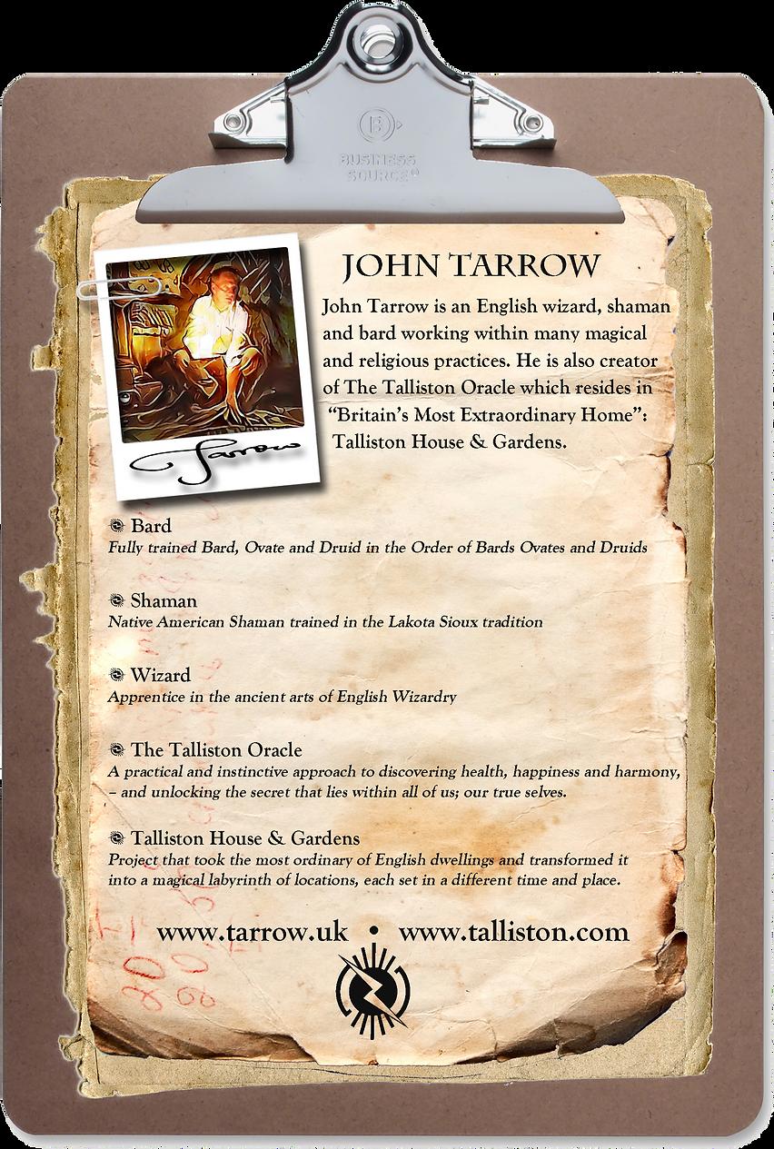John Tarrow