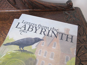 Letters From The Labyrinth book photogra