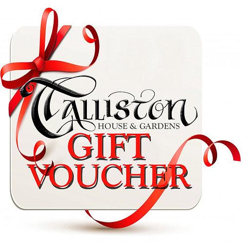 Talliston Gift Voucher