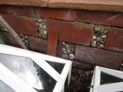Wall repair1a £xx.xx