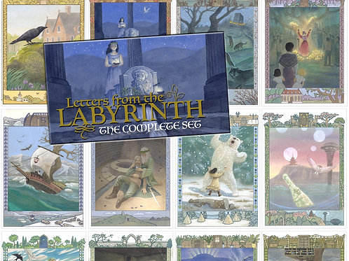 Letters From The Labyrinth: The Complete Set
