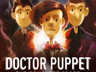 The Doctor Puppet Soundtrack is here!