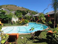 Nosy Be' - Le Zahir Lodge piscina