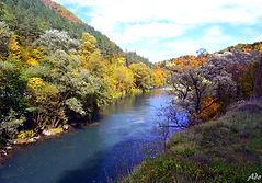 Slovenia - fiume Sava