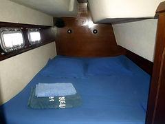 Nosy Be' - catamarano per crociere di pesca - cabina