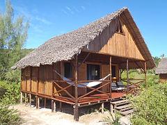Nosy be' - club di pesca -bungalow