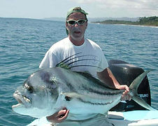 Costarica - roosterfish