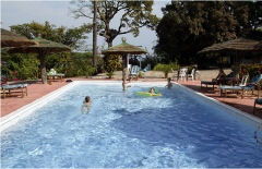 Bijagos -  Les Douphine club piscina