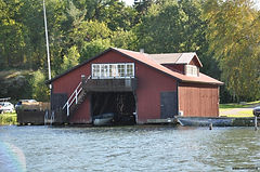 Svezia - boat house