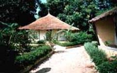 Bijagos - Les Douphine club bungalow
