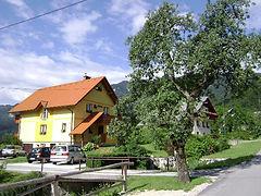 Slovenia - guesthouse