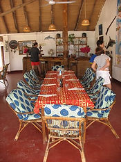 Bijagos - Les Douphine club sala ristorante
