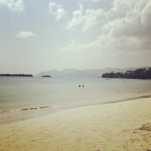 Instagram - beach