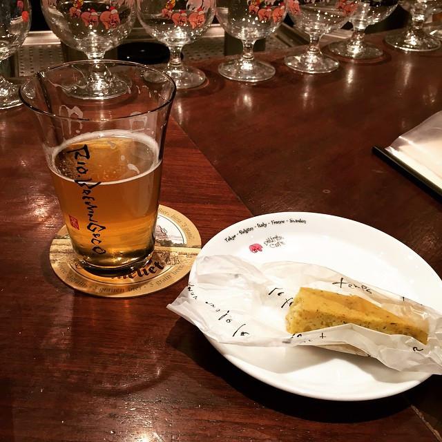 Instagram - 最近赤坂にちょこちょこ行く機会があり、入ってみたお店がビールを常時20種類は扱ってるみたいなんでビール好きにはオススメ!🍺店の名前覚え