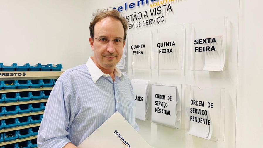 Entrevista! Conversamos com Guilherme Belém, consultor de projetos da Telematix