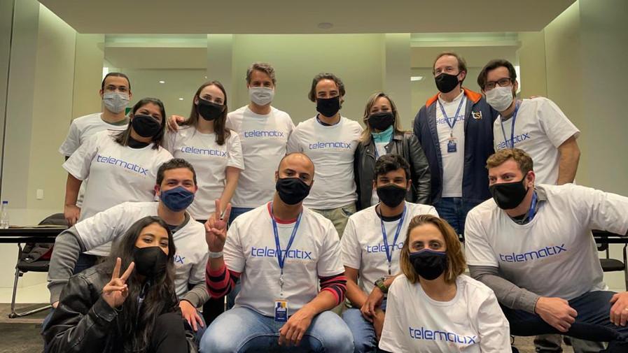 1ª Reunião de Integração agita equipe Telematix