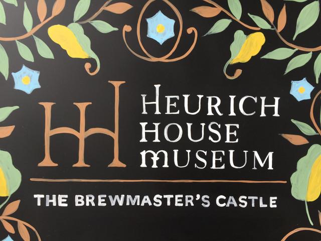 Washington DC's Heurich House