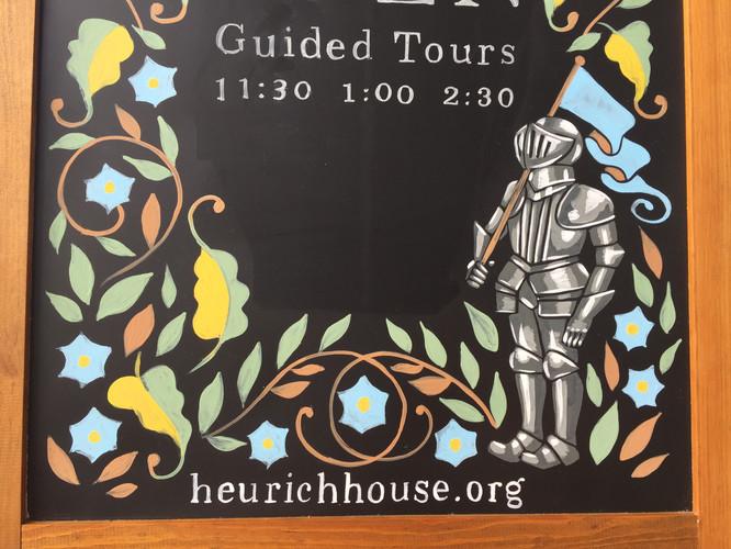 Heurich House Art