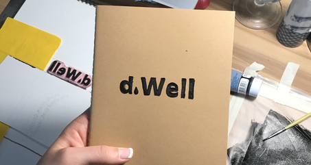 d*Well Stamped Notebooks