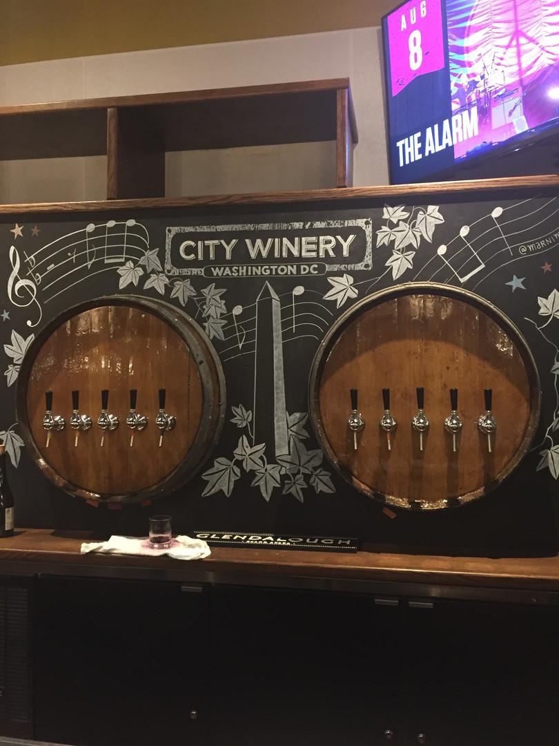 City Winery Wine Bar