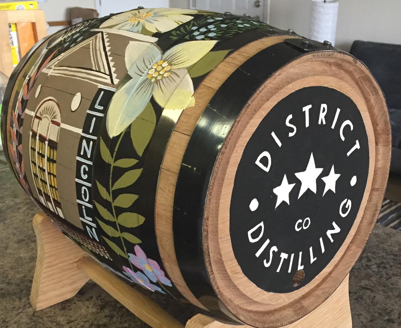 District Distilling U Street