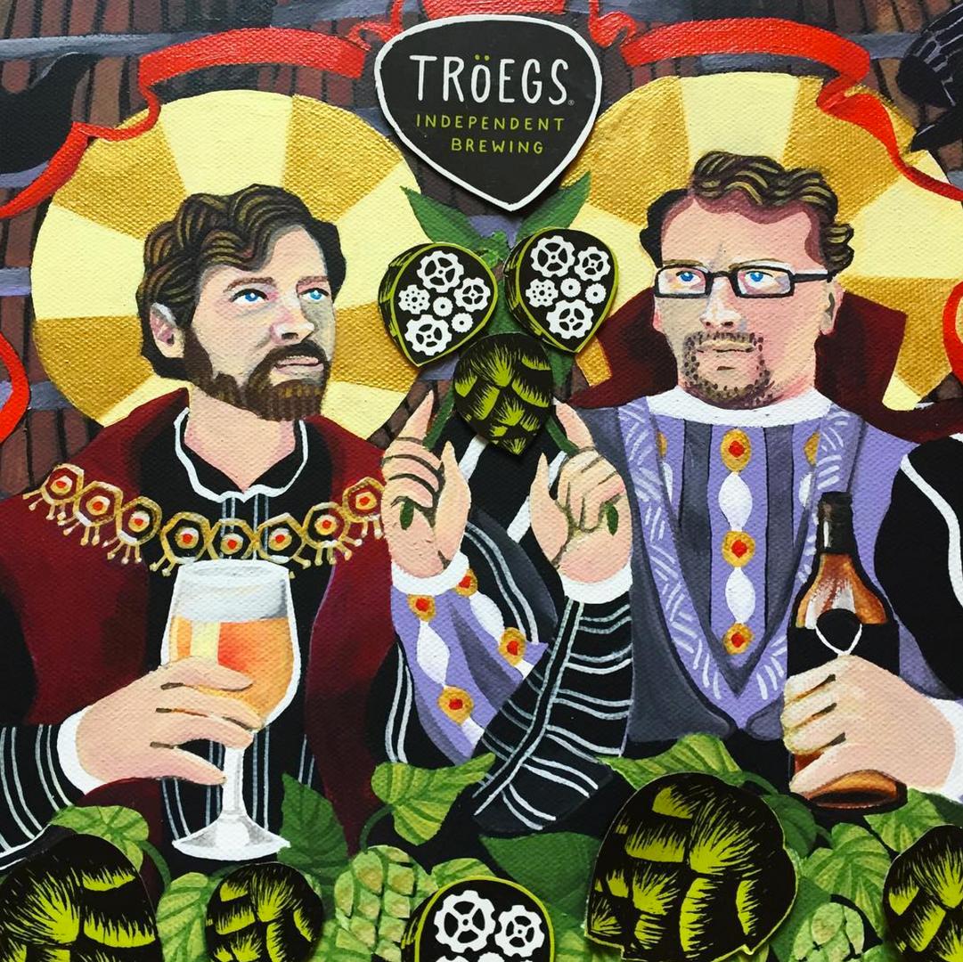 Art of Tröegs 2017 Winner