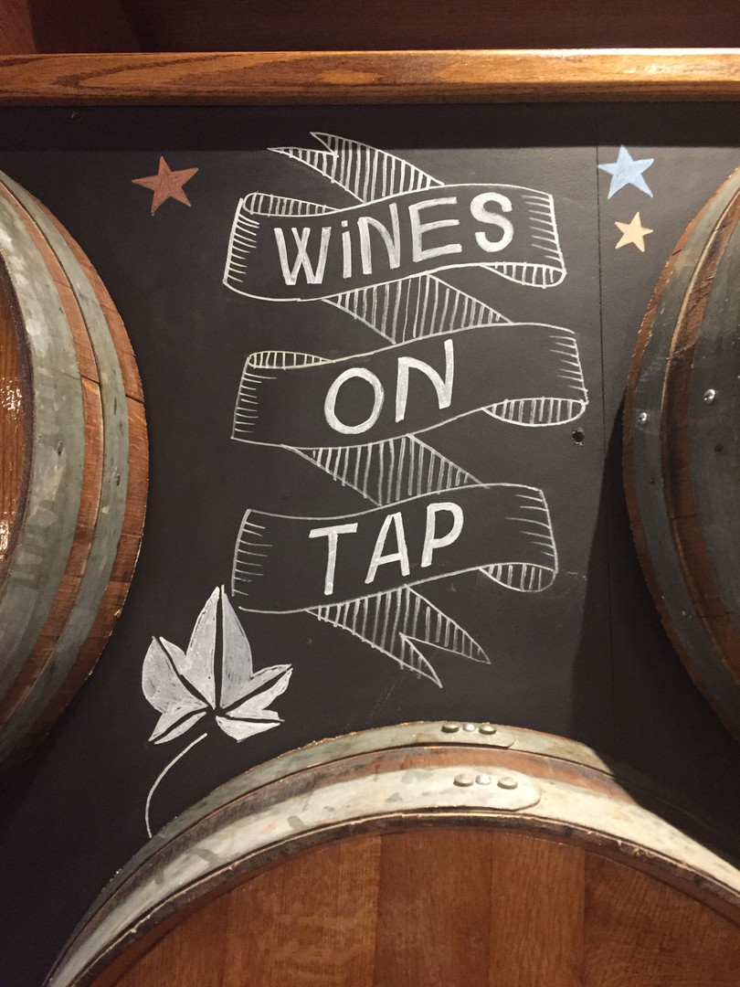 Wines on Tap