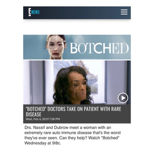 A repost of the Botched Blog