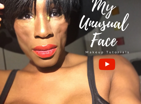 """Yeahhhh""""My Very First Makeup 💄 Tutorial: Makeup for an uneven and unusual face"""""""