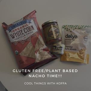 Vegan - Glutenfree NACHOS (pictures)