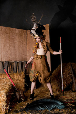 Burlap Couture by Alaina Deporter