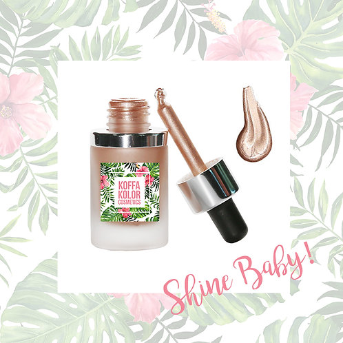Shine Baby Liquid Highlighter/Illuminator: 002