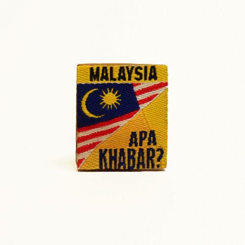 Walker Badge - Malaysia