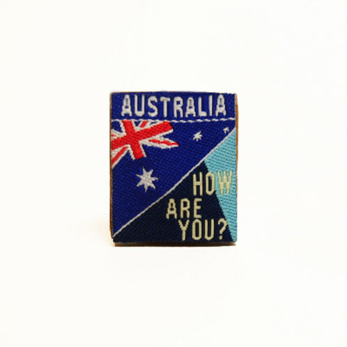Walker Badge - Australia