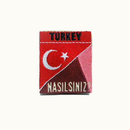Walker Badge - Turkey