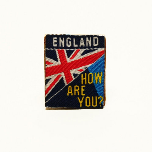 Walker Badge - England