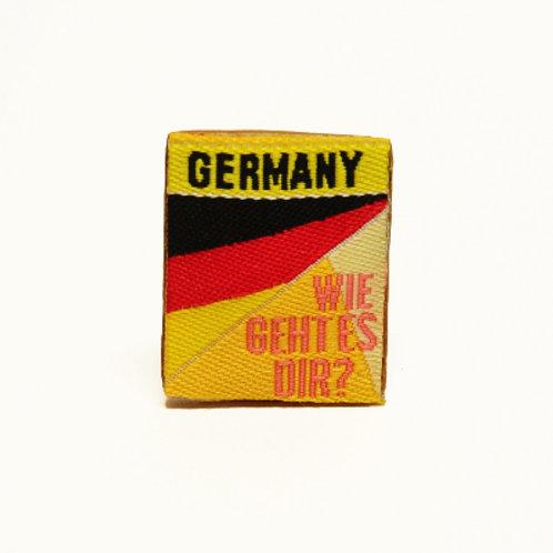 Walker Badge - Germany