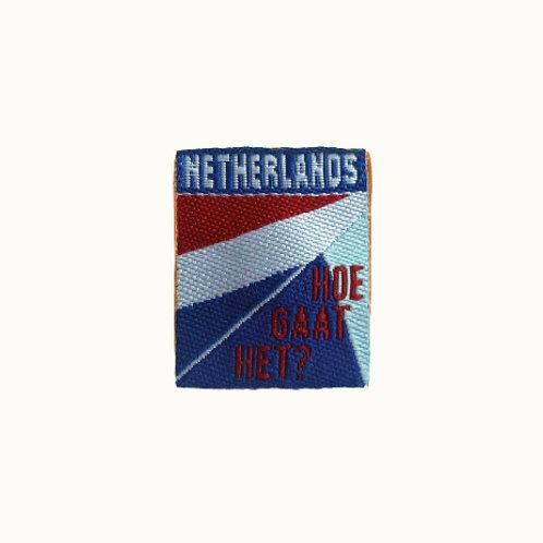Walker Badge - Netherlands